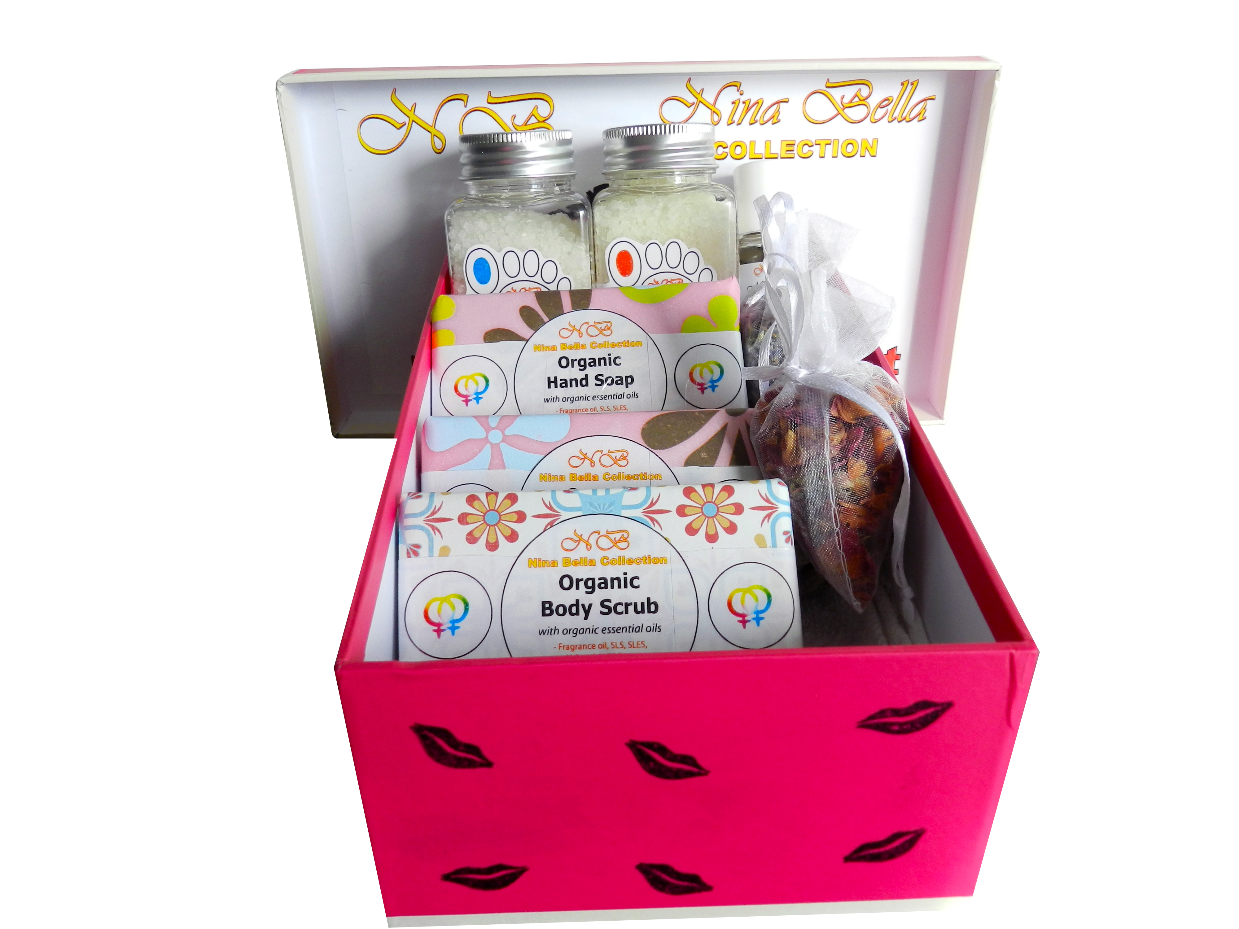 NBC Hers and Hers Gift Basket 1
